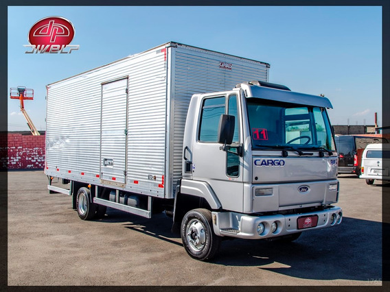 Ford Cargo 815 Baú 2011