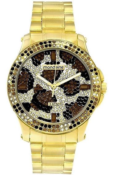 Relógio Feminino Mondaine 69244lpmvde1