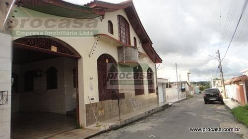 Casa Com 4 Dormitórios À Venda, 400 M² Por R$ 470.000,00 - Planalto - Manaus/am - Ca0203