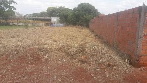 Terreno Em Residencial Do Bosque, Mogi Mirim/sp De 0m² À Venda Por R$ 250.000,00 - Te966285