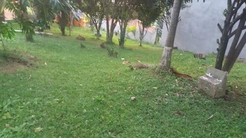 Imagem 1 de 5 de Terreno Em Vila Pomar  -  Mogi Das Cruzes - 2684