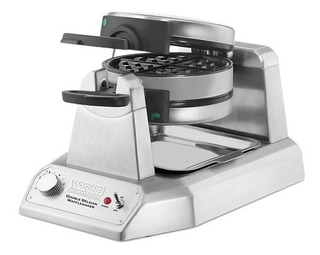 Waring Commercial Ww200 Máquina Waffles Dobles 50 X Hora