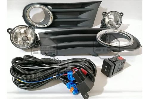 Exploradora Volkswagen Gol 2008 Hasta 2012 Kit Completo