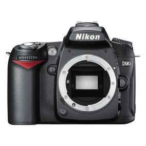 Nikon D90 Usada+ Lente 18-55