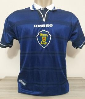Camisa Escócia 1998