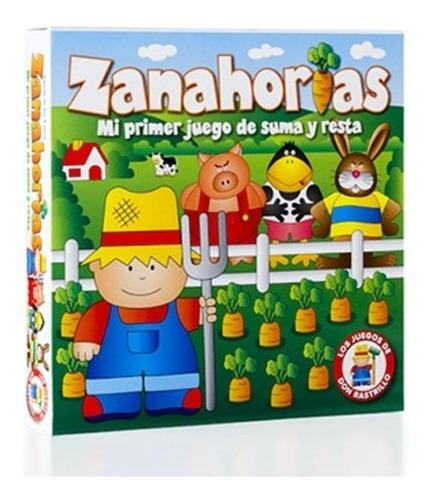 Zanahoria Juego De Suma Y Resta  H462 Envio Full