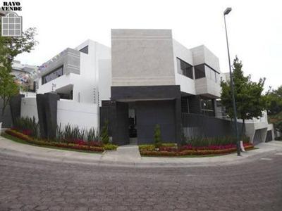 (crm-5206-425) Casa Nueva, Muy Buenos Acabados Jardines En La Montaña