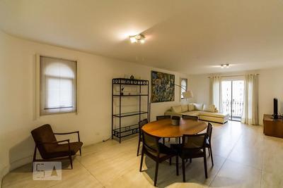 Apartamento No 8º Andar Mobiliado Com 3 Dormitórios E 2 Garagens - Id: 892932086 - 232086