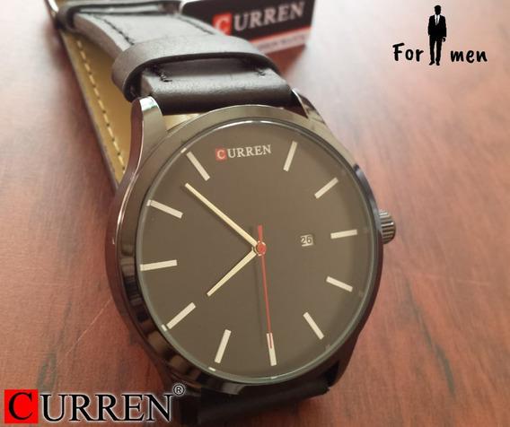 Reloj Moderno Marca Curren Caballero