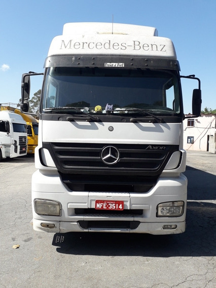 Mercedes-benz Axor 2040
