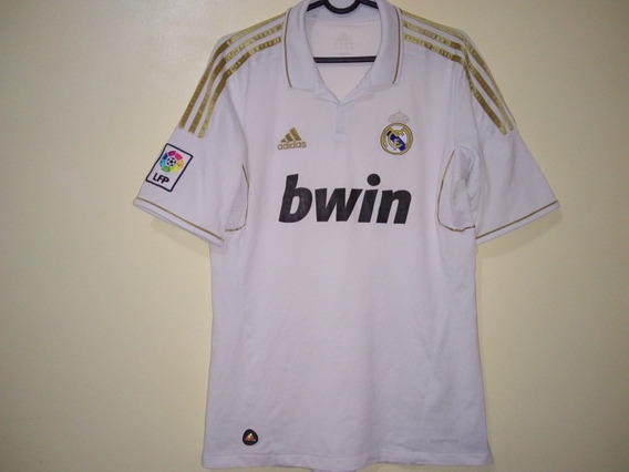 Camisa Real Madrid adidas 2011