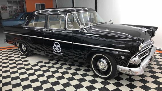 Ford Customline V8 1955 También Se Alquila Para Eventos