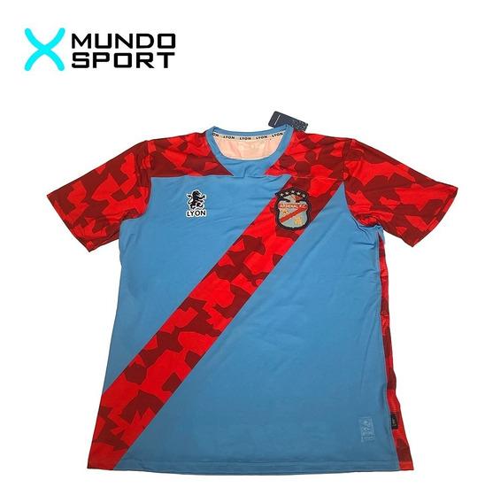 Camiseta De Arsenal De Sarandi Titular Lyon Con Numero