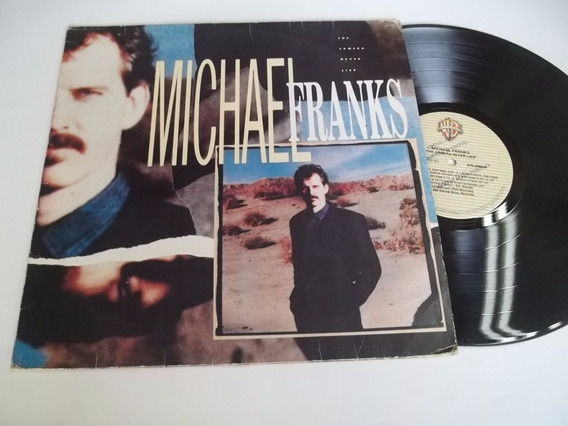 Lp Vinil - Michael Franks - The Camera Never Lies