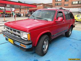 Chevrolet Blazer 2700cc Mt 4x4