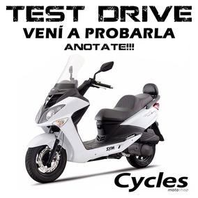 Sym Joyride 200i Evo Financiala Con Ahora 18 Test Drive