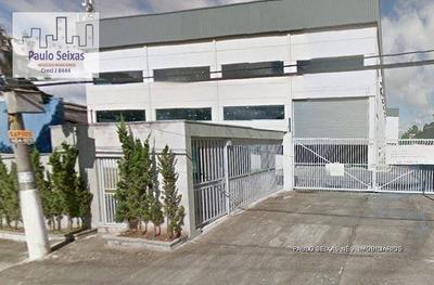 Galpão Comercial À Venda, Industrial Anhangüera, Osasco. - Ga0016