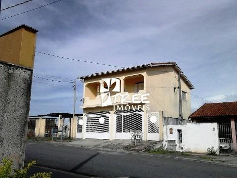 Venda E Locação (pacote) - Sobrado - Vila Pilar Com A/t 300 M² A/c 230 Distribuídos Em 04 Dormitórios , 2 Banheiros, Sala De Estar, Cozinha, E 2 Vagas - Ca01335 - 31978571