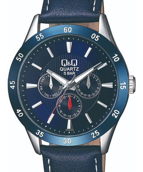 Relógio Q&q By Japan Masculino Ce02j502y C/ Garantia E Nf