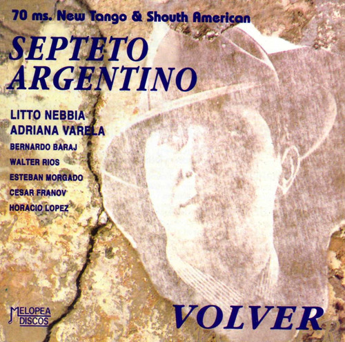 Septeto Argentino - Volver - Cd