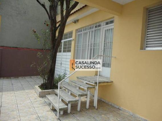 Sobrado E Casa 250m² 4 Vagas Próx. À Rua São Vitório - So0848 - So0848