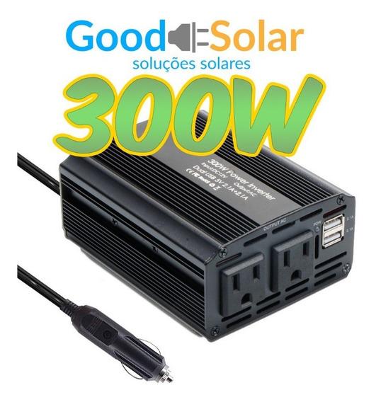 Inversor Off Gride 300w 12v/220v Good Solar