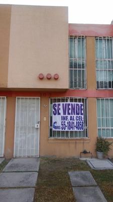 Nunca Habitada Casa Los Héroes Tecamac 6ta Sección