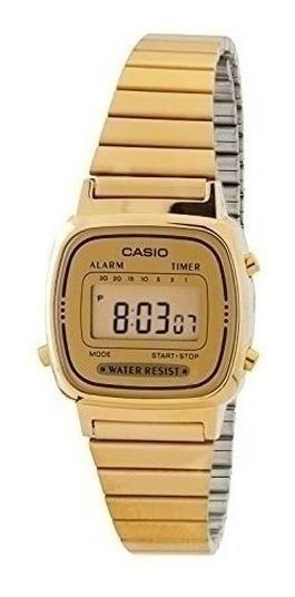 Reloj Casio La-670wga Vintag Colores Surtidos/relojesymas