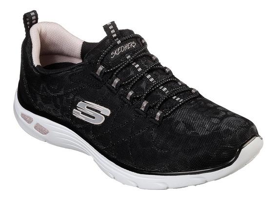 Zapatillas Skechers Empire Dlux Spotted Mujer Caminata Urban