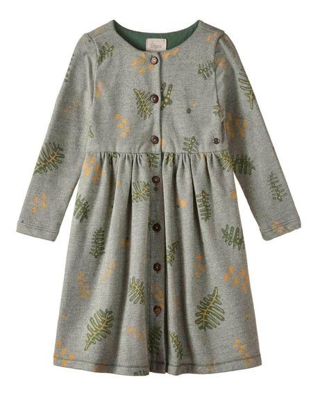 Vestido Emma Verde Enfans