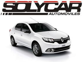 Renault Logan Entrega Inmediata!!! Solycar