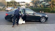 Mercedes Benz Para Matrimonios.