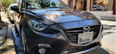 Mazda 3 2016 Lujo