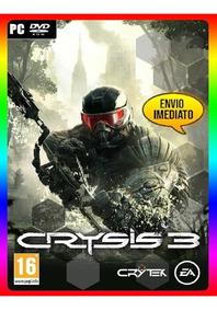 Crysis 3 Pc - 100% Original Origin Key (envio Já)