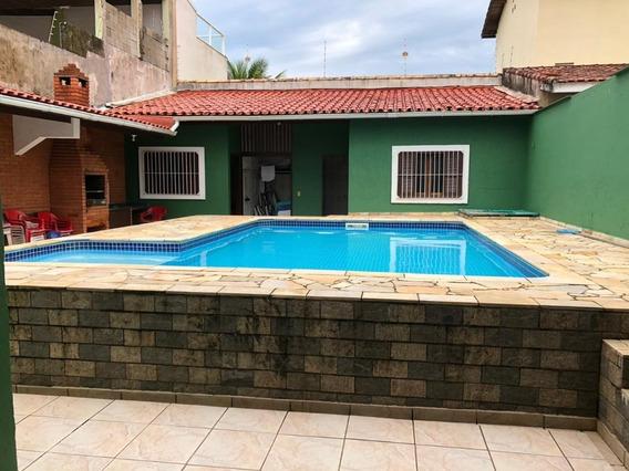 Casa Com Piscina, 150 Metros Da Praia
