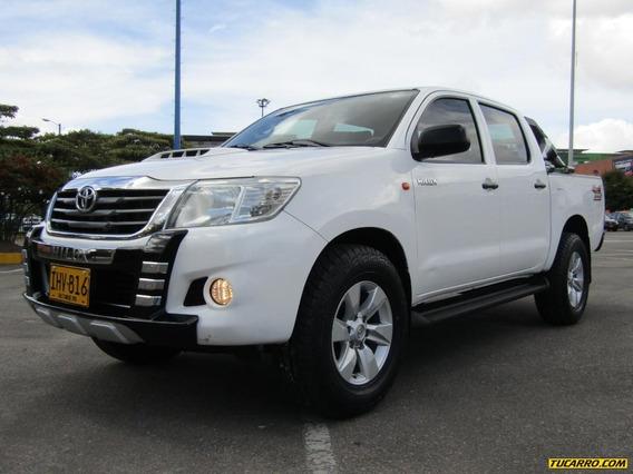 Toyota Hilux Euro 4 4x4 2.5