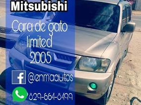Mitsubishi Montero Limited 2005 ( Cara De Gato)
