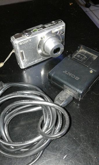 Camera Cybershot 7.2 Perfeito Estado Com Bateria..carregador