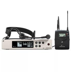 Microfone Sem Fio De Headset Sennheiser - Ew 100 G4-me3-g