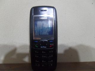 Celular Nokia 1600 Op Vivo Fala A Hora Com Carregador
