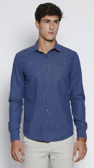 Camisa Classic Pied De Poule Vide Bula