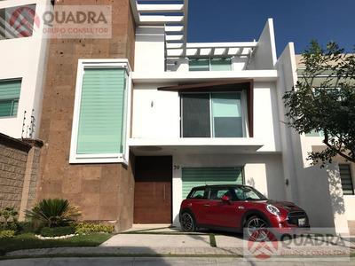 Casa En Venta En Lomas De Angelopolis, San Andres Cholula, Puebla.