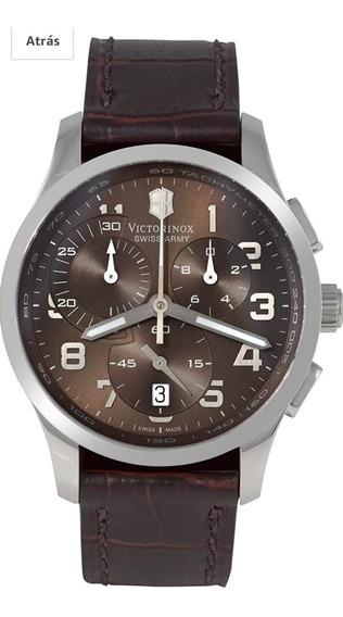 Relógio Victorinox Swiss/ Em Estado De Zero / Confira