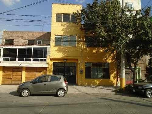 Edificio En Renta, Narvarte, Benito Juárez
