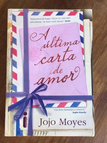 Livro Ultima Carta De Amor
