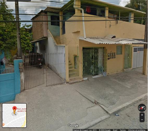 Casa Térrea, Mais 2 Kitnet Em Cima