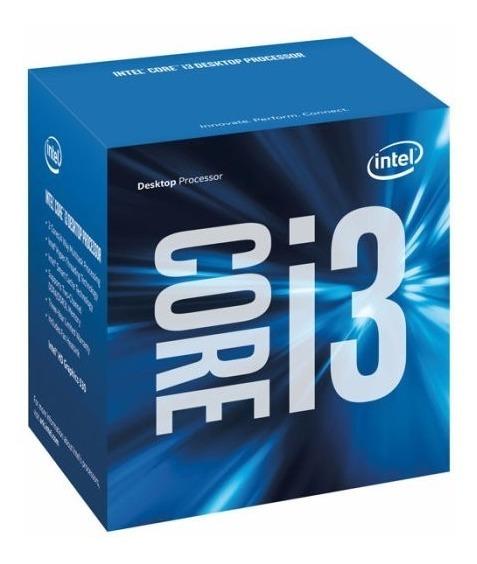 Kit Placa Ga H110m-h + I3 7100 + 8gb Ddr4 2400mhz