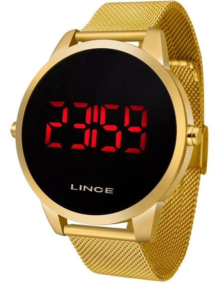 Relógio Masculino Lince Digital Mdg4586l Pxkx