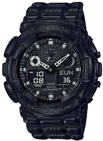 Relógio Casio G-shock Ga-100bt-1adr