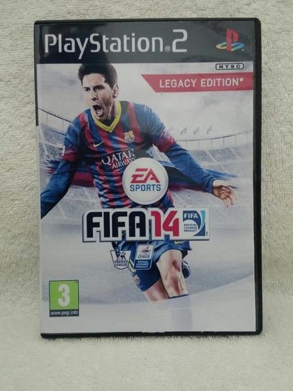 Fifa 14 Para Playstation 2 - Patch